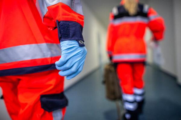 Moda a odzież ratownicza