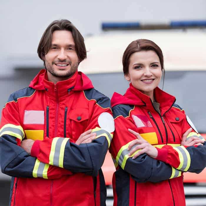 Odzież dla ratowników medycznych sklep